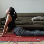 lower back pain exercise - cobra stretch