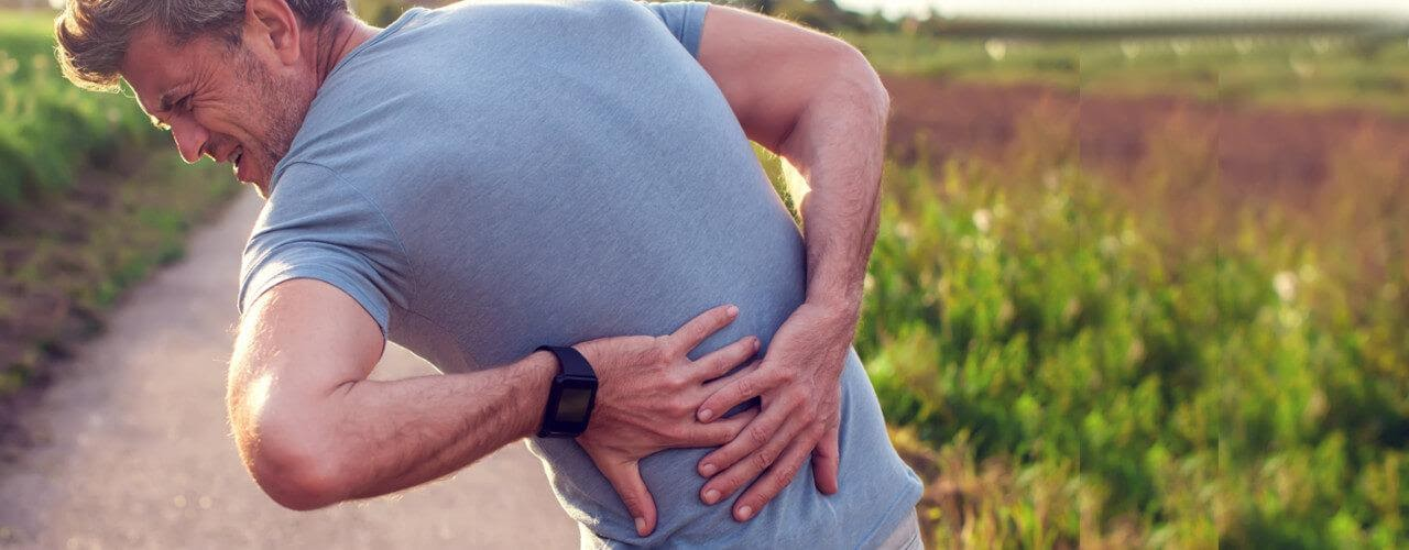 Low back pain: symptoms, causes, and treatments