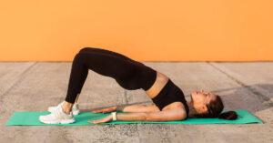 bridge exercise