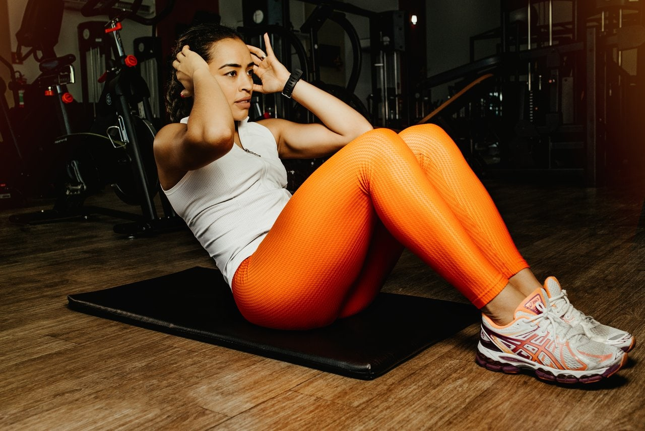 20 super-effective routine workout at home