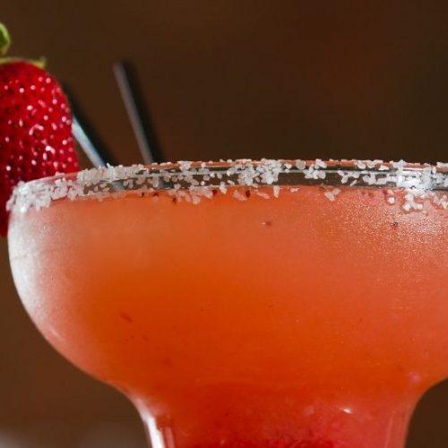 strawberry basil margarita