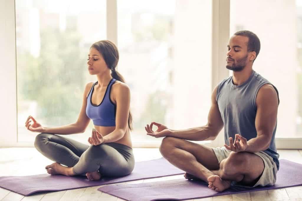 diy yoga for beginners