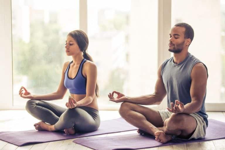 11 easy DIY yoga exercises for beginners